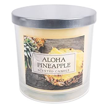 Pineapple Cilantro candles from Yankee Candle offer a refreshing blend of sweet pineapple, subtle coconut and tangy cilantro that will tantalize your senses.
