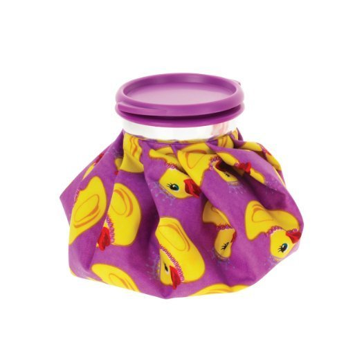 Upper Canada Soap Couture Ducks Ice Pack, Purple by Upper Canada Soap (Upper Duck Canada)