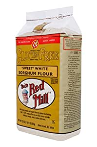 Amazon.com : Bobs Red Mill - Sweet Sorghum Flour Gluten