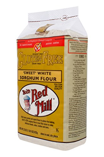 Bob's Red Mill Gluten Free Sweet Sorghum Flour, 22 oz