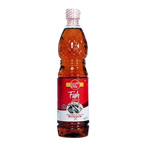 Golden Prize Fish Sauce, 700ml