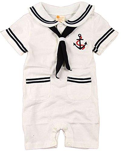 Infant Toddler Anchor Sailor Stripe
