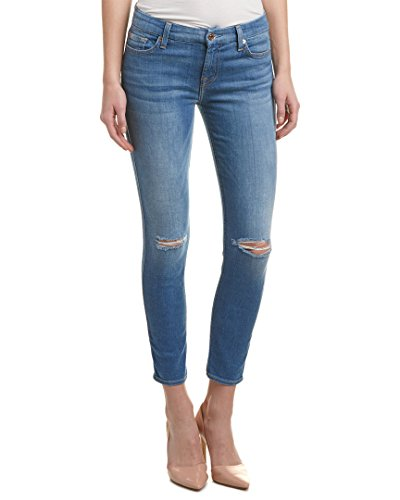 All Mankind Womens Skinny Authentic