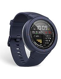 Xiaomi AMAZFIT Verge Reloj Inteligente, Deportes GPS Bluetooth, Azul