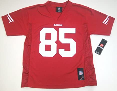 vernon davis 49ers jersey