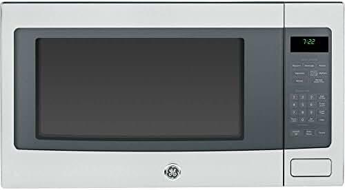 GE PEB7226SFSS Profile 2.2 Cu. Ft. Stainless Steel Countertop Microwave