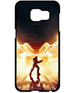 Best 6726293ZA573855479S6A 2015 Protective Tpu Case With Fashion Design For Samsung Galaxy S6 Edge+ (Halo 4 - Master Chief)