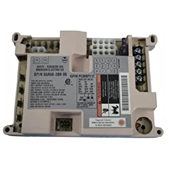 goodman circuit board replacement. oem upgraded replacement for goodman furnace control circuit board 50a55-288-05