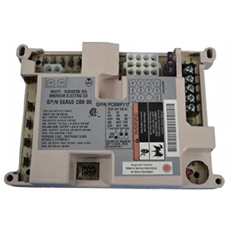 OEM Upgraded Replacement for White Rodgers Furnace Control Circuit Board 50A55-288-05