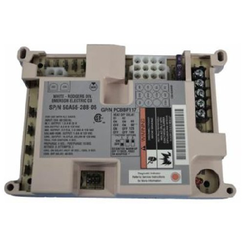 OEM Upgraded Replacement for Amana Furnace Control Circuit Board 50A55-288 ()