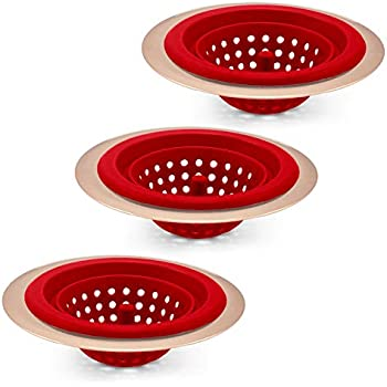 Joie Kitchen Sink Stopper And Strainer Basket Stainless