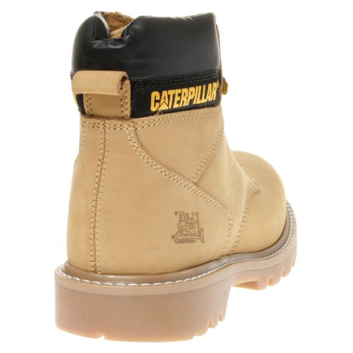 Caterpillar Eastgate tan|natural miel