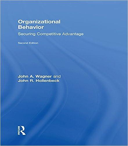 Amazon organizational behavior securing competitive organizational behavior securing competitive advantage 2nd edition kindle edition fandeluxe Document