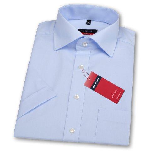 Canotta Blu chiaro Redline camicia con colletto kent, Pope Line Qualità, normal cm Manica, misura 39 di eterna