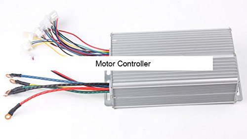 Electric Bicycle Scooter Brushless Hub Motor Controller 60V 2000W 24 Fets