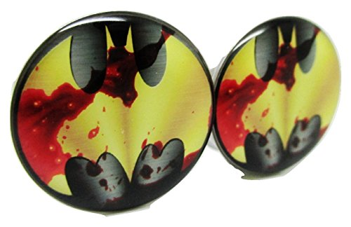 Batman Bloody Symbol Ear Plugs product image