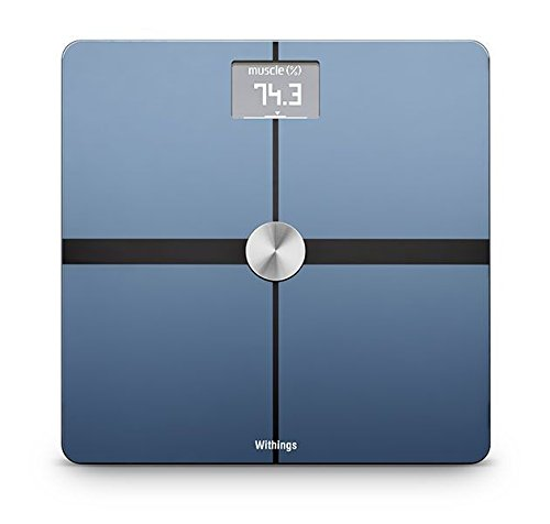 Withings Body - Body Composition Wi-Fi Scale, Black