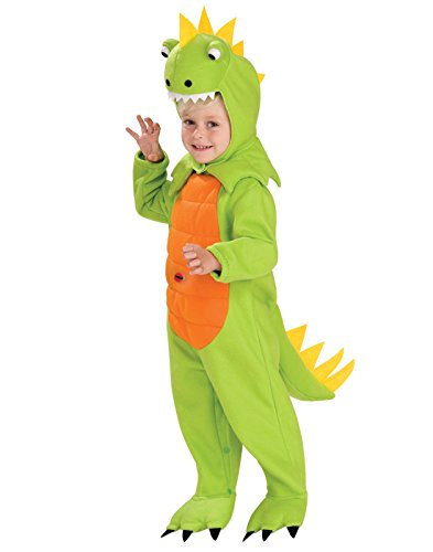 Rubies Talking Plush Dinosaur Child Costume, Small]()