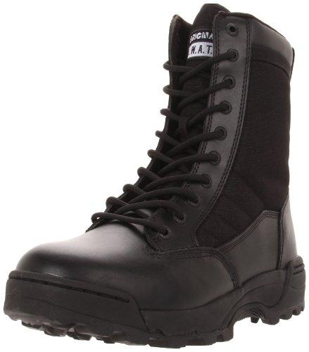Original S.W.A.T. 115001 Classic 9 In. Mens Black Boot Size