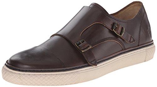 Double Strap Sneakers (FRYE Men's Gatesdouble Monk-Strap Fashion Sneaker)