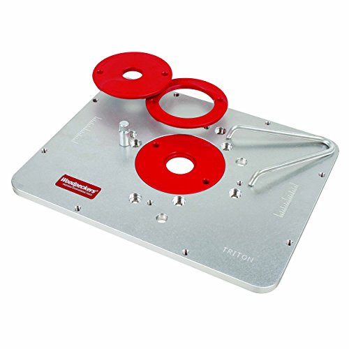 Woodpeckers Precision Woodworking Tools AITRITON Router Mounting Plate