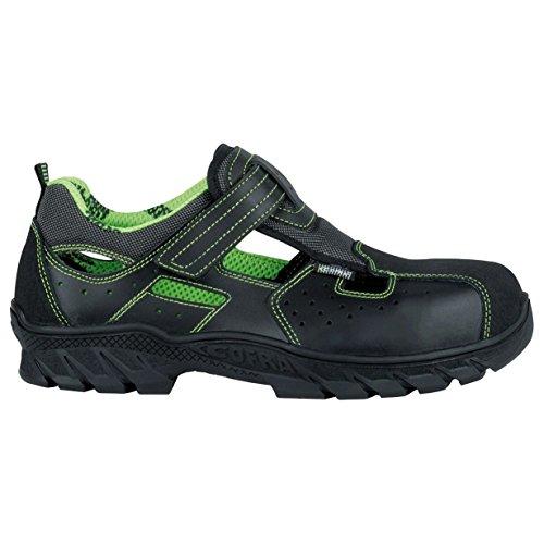 Cofra Santomarco Hro S1 P SRC-Scarpe di di sicurezza, taglia 42, colore: nero