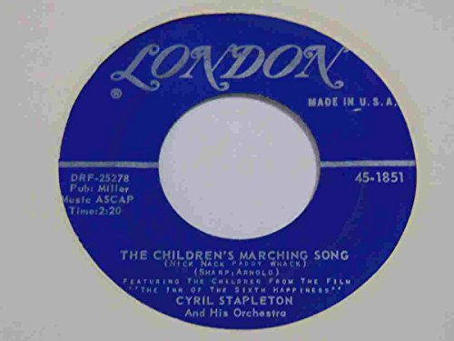 THEME FROM THE INN OF THE SIXTH HAPPINESS / THE CHILDREN'S MARCHING SONG