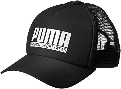 Puma Talla Puma Peacoat Unisex Cap única Trucker 02 Black 21474 Style az0qxF