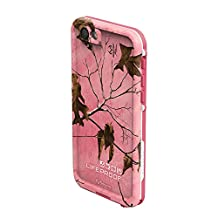 "LifeProof FRE iPhone 6 ONLY Waterproof Case (4.7"" Version) - Retail Packaging -  XTRA PINK (BLAZE PINK/WHITE/REALTREE XTRA PINK) (Discontinued by Manufacturer)"