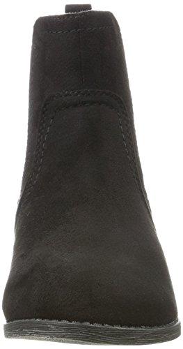 Jane Klain 253 576, Chelsea Boots Femme, Noir Noir (Black 002)