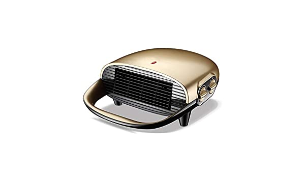 Calentadores THBEIBIE portátil Impermeable eléctrico (Color : Oro, Tamaño : 38 * 27.3 * 11cm): Amazon.es: Hogar