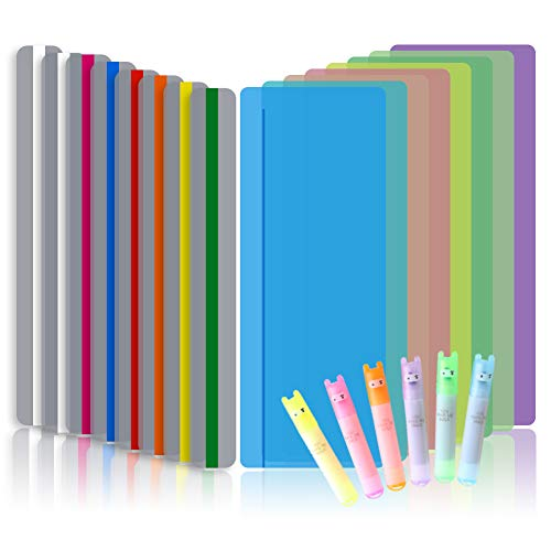 Koogel 16Pcs Reading Guide