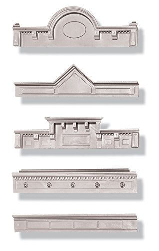 - Ameri-Towne O Set of Five Cornices