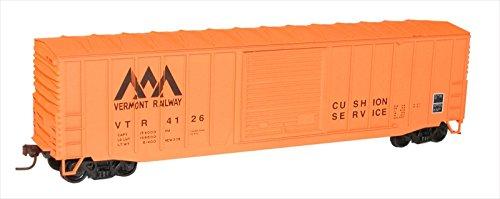 Accurail ACU5655 HO KIT 50' Exterior Post Steel Box, VTR (Accurail Ho 50' Exterior Post)