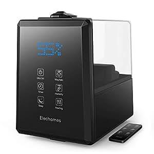 Amazon Com Elechomes Uc5501 Ultrasonic Humidifier 6l