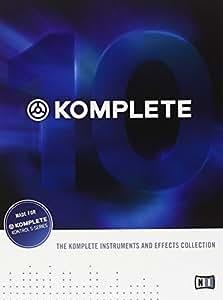 Native Instruments Komplete 10 - Paquete de instrumentos virtuales