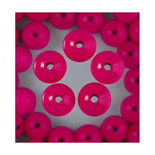 EFCO 1401235 18 mm 14 lot de perles rose clair