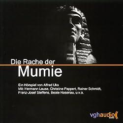 Die Rache der Mumie (Die schwarze Serie 1)