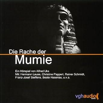 Die Rache der Mumie: Die schwarze Serie 1 (Hörbuch-Download