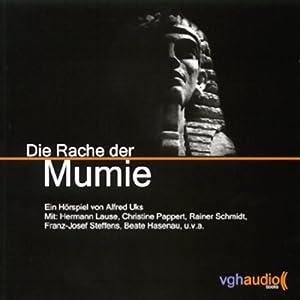 Die Rache der Mumie (Die schwarze Serie 1) Hörspiel