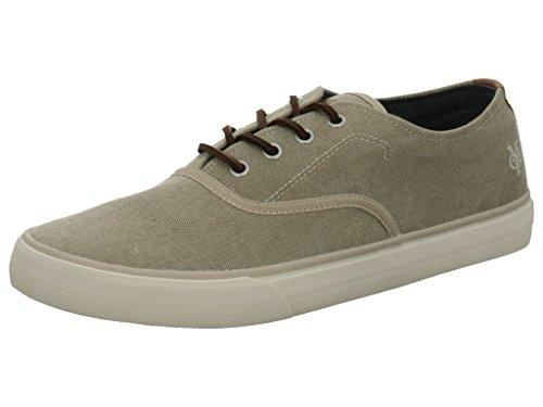 Marc O'Polo 603 22733501 804 110 - Zapatillas de lino para hombre Beige - beige