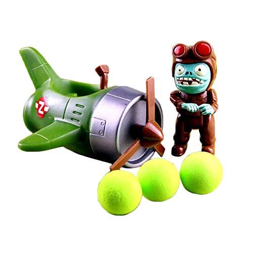 TavasHome Plants VS Zombies Action Figure PVC Toys Xmas Gift - Bomber Zombie ()