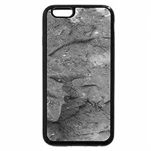 iPhone 6S Case, iPhone 6 Case (Black & White) - Autumn Through the Stream