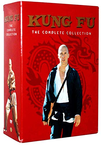 Kung Fu: The Complete Series Collection (DVD, 16 Disc Box Set)