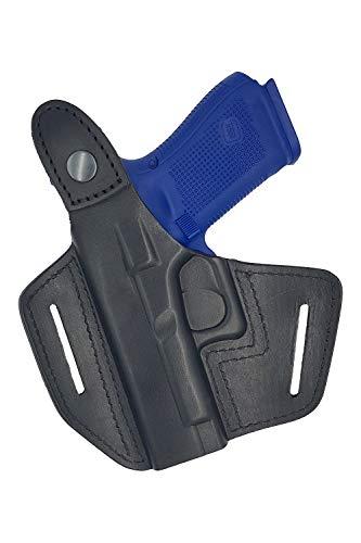 VlaMiTex Holster en Cuir pour Glock 17 19 22 23 25 26 27 31 32 33 34 37 4