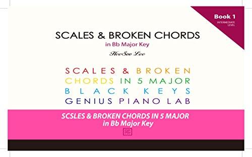 Amazon Genius Piano Technique Series In Bb Major Piano Scales