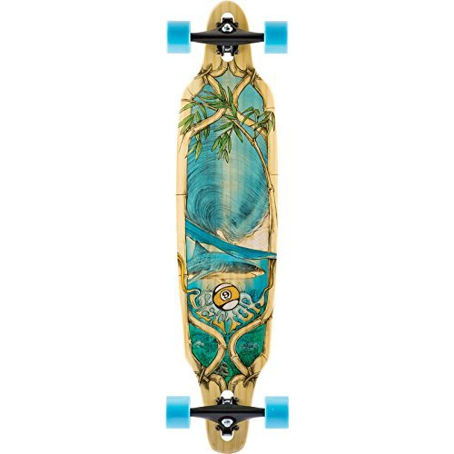 Sector 9 Bamboo Longboard for Commuting