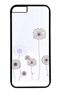 Brian114 Flying Dandelion 6 Phone Case for the iPhone 6 Plus Black