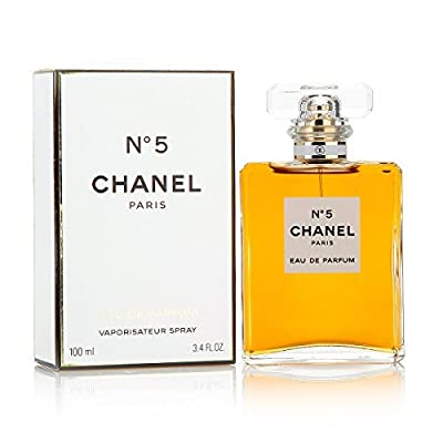CHANEL_No 5 Eau De Parfum 3.4 FL OZ, New with Box