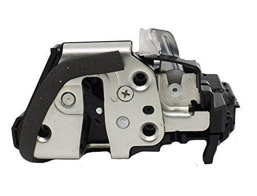 Rear Passenger Side Right Door Lock Actuator & Latch Assembly Fits 2007-2016 Toyota Tundra Sequoia 690500C030 69050-0C030 69050-0C060 690500C060